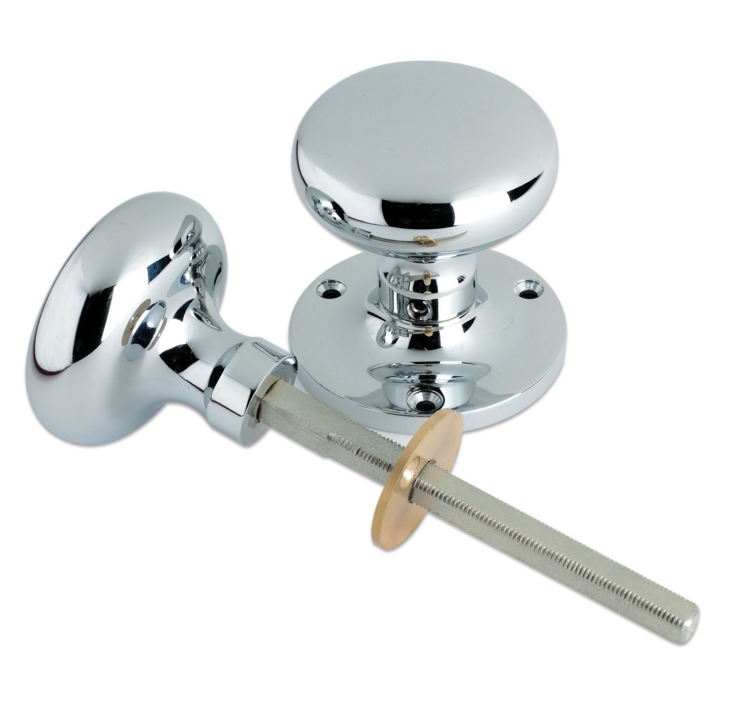 Rim Door Knobs