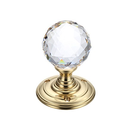 Crystal & Glass Door Knobs
