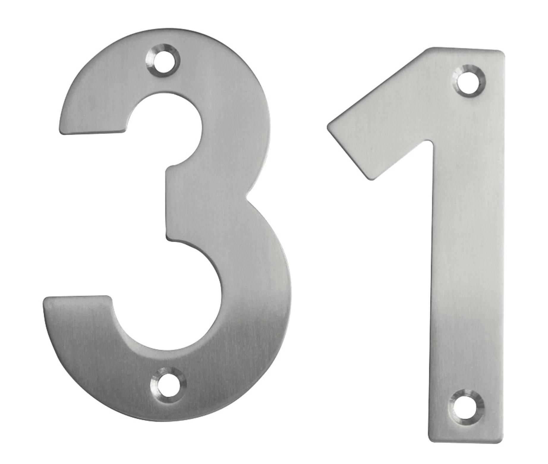 Numerals, Door Chains, Cylinder Pulls & Door Studs