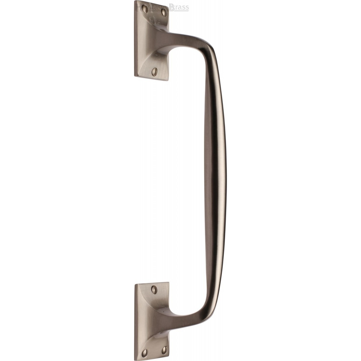 Heritage brass cranked pull handle v1150 pull handles for Door pull handles