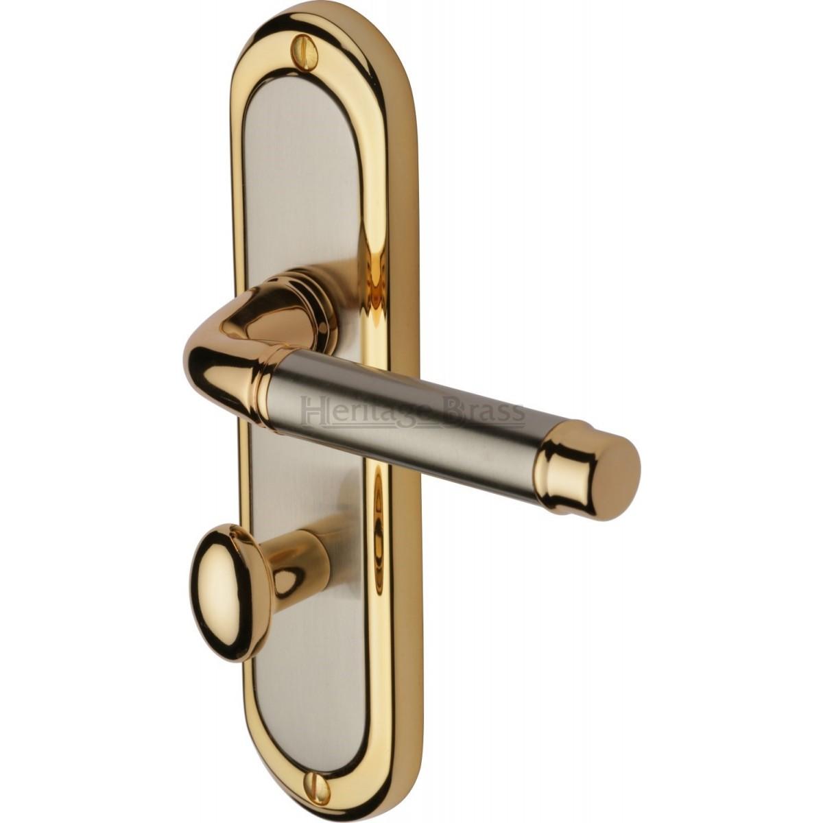 Heritage Brass Saturn Door Handle Sat1000 Door Handles