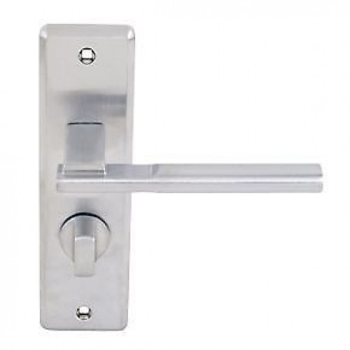 Frelan Jv3013 Delta Door Handle On Backplate Door