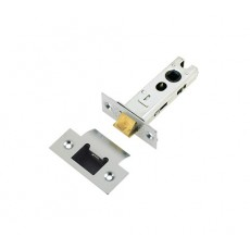 Architectural Tubular Latch 76mm in Square Plate