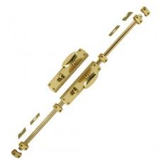 Euro Cylinder Locking Espagnolette Bolt Set