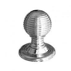 Frelan Reeded Cupboard Knob - Jr23