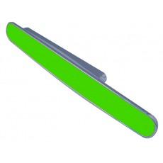 Chameleon 1 Cabinet Handle - Ga402pc - Bright Green