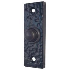 Frelan Jab118 Black Antique Bell Push