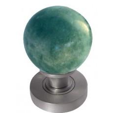 Jh5212 Frelan Jade Green Marble Mortice Door Knob