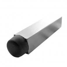 Square Door Stop - Stainless Steel Wall Mounted JSS702