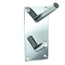 Frelan Hat And Coat Hook On Backplate 901b