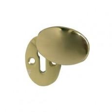 Frelan Oval Escutcheon Keyhole Cover JV75