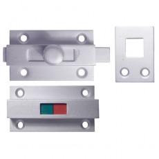 Aluminium Bathroom Indicator Bolt