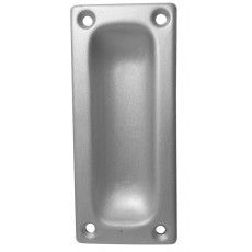 Frelan Contract Aluminium Flush Pull Rectangular J1408