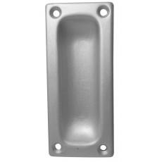 Frelan Contract Aluminium Flush Pull Rectangular J1408