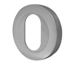 Frelan Escutcheon - Oval Profile - JV503u