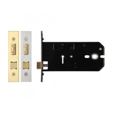 3 Lever Horizontal Lock 127mm Backset